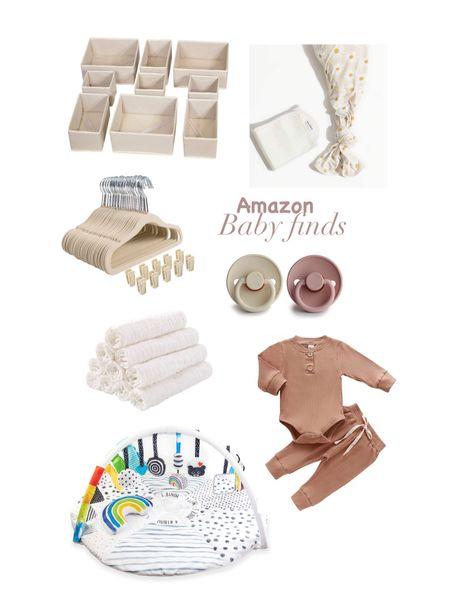 Baby finds  Amazon baby essentials  Amazon find    #LTKunder100 #LTKbaby #LTKunder50