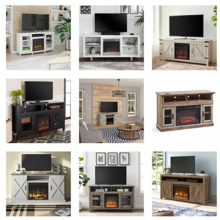 Electric Fireplace TV Stands are the way to go! Grab these deals!! http://liketk.it/3eG3t #liketkit @liketoknow.it #LTKstyletip #LTKsalealert #LTKhome @liketoknow.it.home
