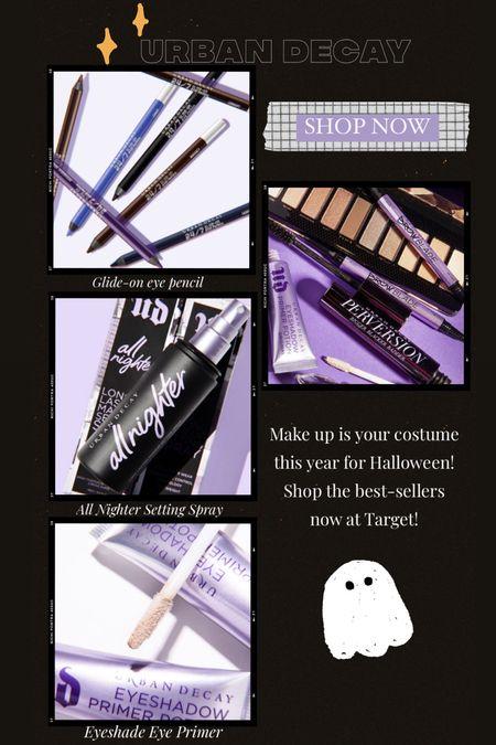 Halloween Makeup from target 🤍🙌🏼  #LTKbeauty #LTKSeasonal #LTKHoliday
