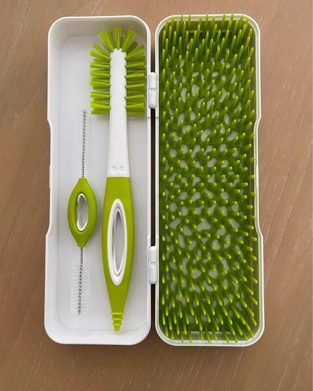Portable drying rack & baby bottle brush! Travel must-have. http://liketk.it/3hxbP #liketkit @liketoknow.it #LTKfamily #LTKbaby #LTKtravel