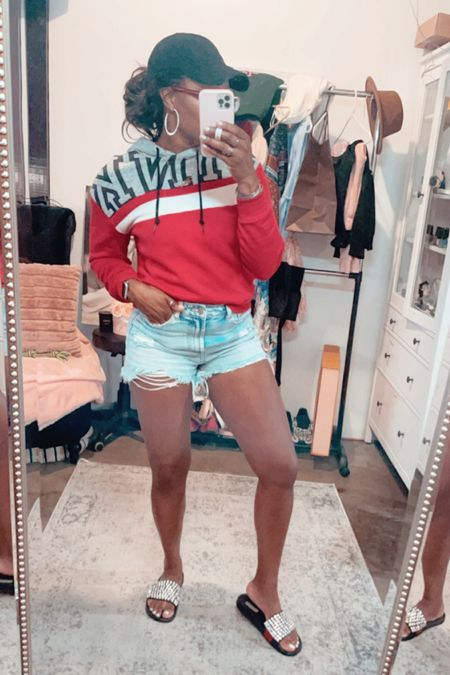 The best summer shorts!!  Such a great find for summer, great quality, comfy and affordable   #LTKshoecrush #LTKunder50 #LTKstyletip