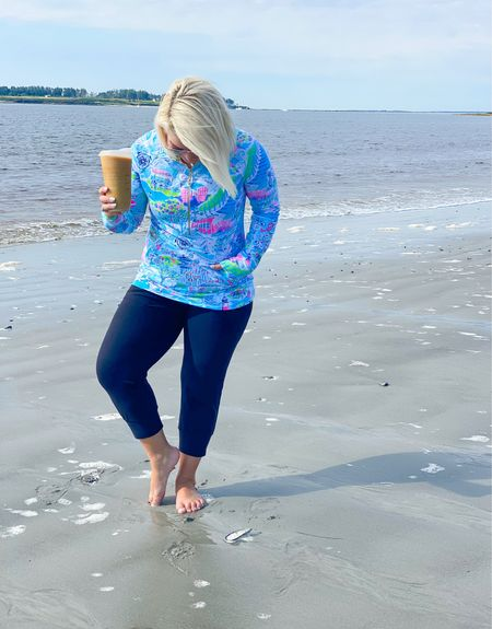 Want to be comfy, while still channeling those bright hues of summer!  Love this pullover from Lilly Pulitzer! Fit is tts  #LTKbacktoschool #LTKSeasonal #LTKfit