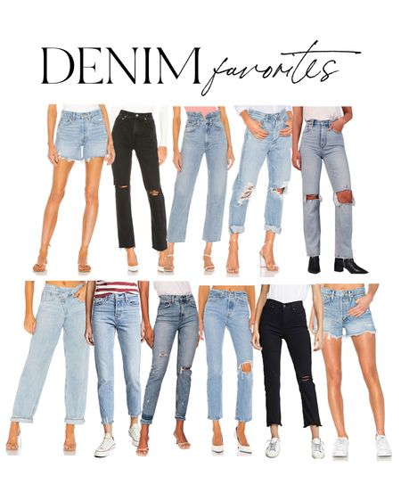 Denim favorites! http://liketk.it/3aJ2H #liketkit @liketoknow.it #LTKstyletip