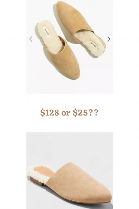 Incredible dupes for $25!