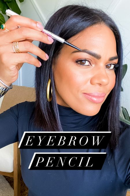 Eyebrow pencils. I wear #5 in the goof proof brow pencil or the Precisely My Brow Pencil    #LTKbeauty