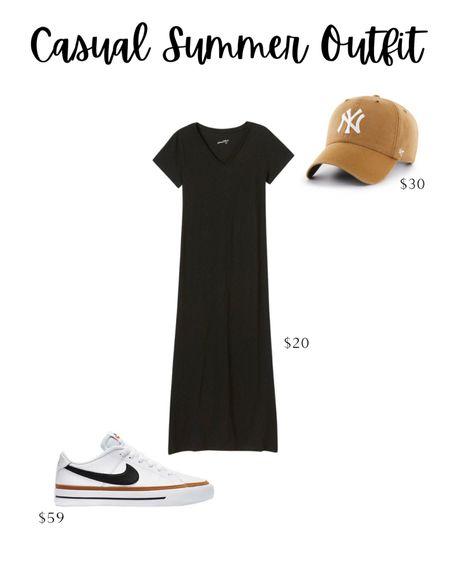 Summer dress, tshirt dress, Target style, Target fashion, Target finds, dresses, summer outfit, spring outfit. #LTKSeasonal #LTKunder50 #LTKshoecrush #liketkit @liketoknow.it http://liketk.it/3avMl