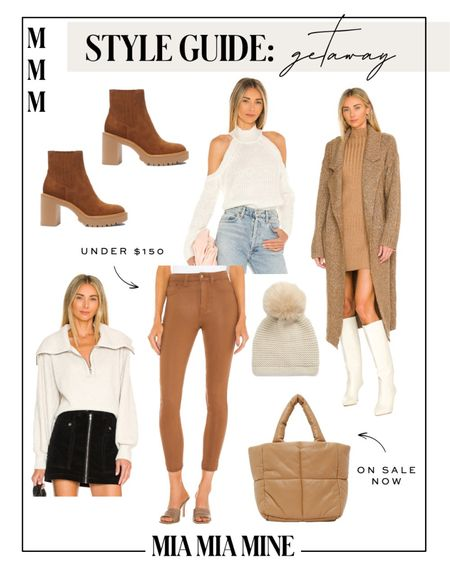 Fall outfit ideas  Astr the Label cardigan coat  Revolve cutout sweater  Camel coated jeans  Free people half zip sweater  Dolce vita lug sole boots   #LTKstyletip #LTKSeasonal #LTKunder100
