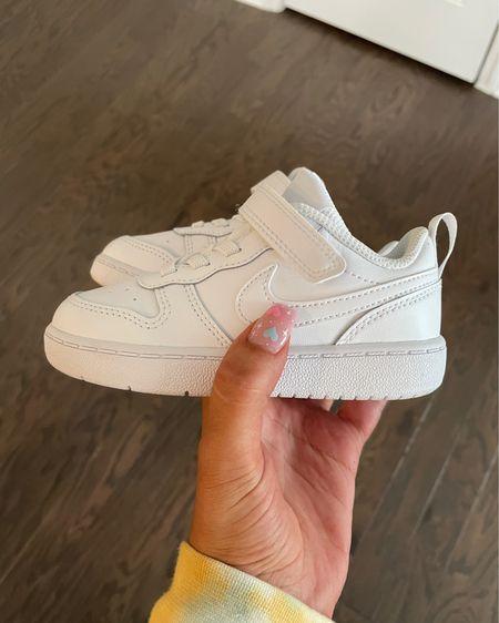 Nike toddler infant baby shoes @liketoknow.it http://liketk.it/3gLKB #liketkit #LTKunder50 #LTKshoecrush #LTKkids