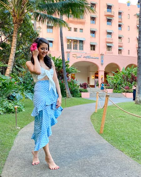 Resort wear, maybe? Idk, I love this outfit but it's definitely a vacation one! http://liketk.it/2IESi #liketkit #LTKtravel #LTKswim #LTKspring @liketoknow.it