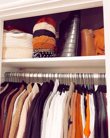 Closet organization 🧡 http://liketk.it/370RZ #liketkit @liketoknow.it #StayHomeWithLTK #LTKhome