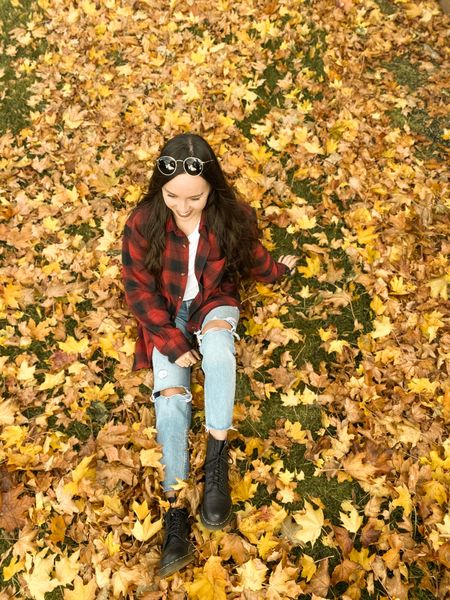 Dr martens boots outfit for fall   @liketoknow.it http://liketk.it/3oYed #liketkit #ltkfall #LTKtravel
