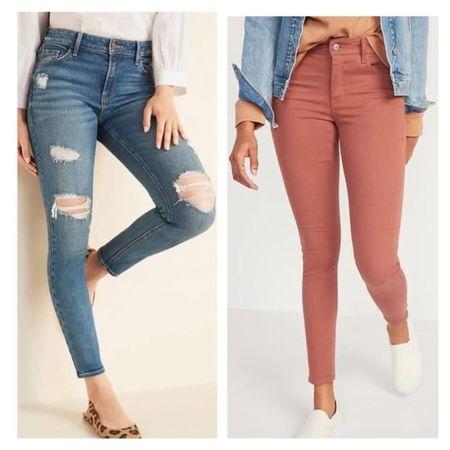 ⚡️⚡️50% OFF select jeans at OLD NAVY today!  Xo, Brooke  #LTKsalealert #LTKstyletip