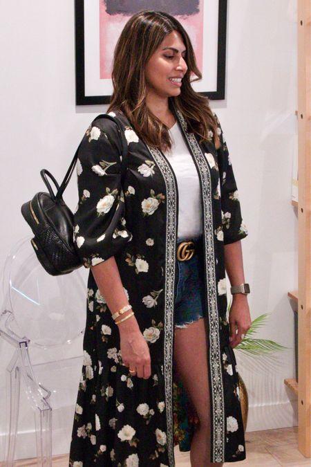 http://liketk.it/2Rqx9 #liketkit @liketoknow.it Kimono Style Summer
