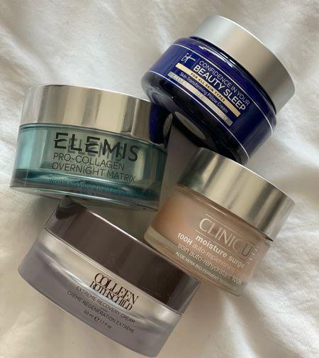 My #KERRent favorite hydrating creams to add to your nighttime skin routine    #LTKunder100 #LTKbeauty #LTKunder50