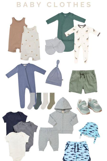baby clothes 💙 http://liketk.it/3gOXp #liketkit @liketoknow.it #LTKbaby #LTKbump #LTKkids