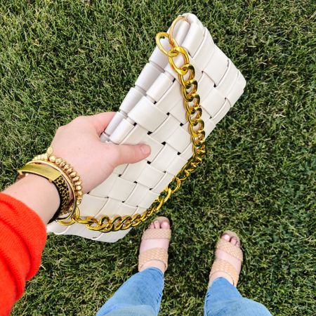 Found a couple purses to go with my #weddingguest outfit this weekend. These shoes are also super comforts me. #hocspring #amazonfind #houseofcolour  #LTKshoecrush #LTKwedding