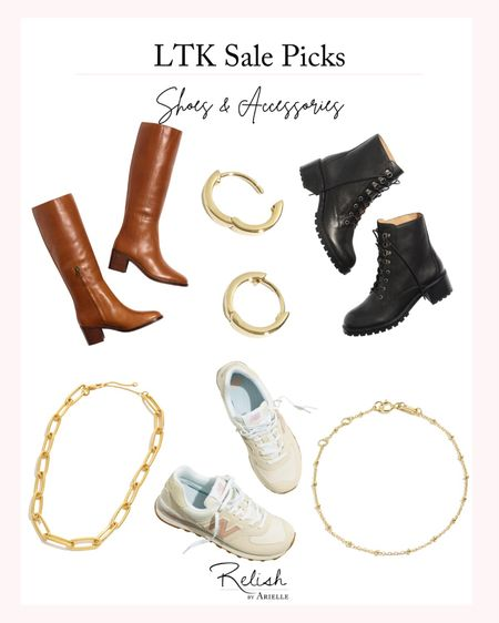 #LTKSALE - Last day to save on women's shoes and accessories  Fall fashion, fall shoes, fall jewelry, women's shoes, necklace, earrings, fall sale, fall outfit ideas, fall outfit inspiration   #LTKSale #LTKsalealert #LTKshoecrush