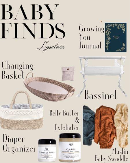 Baby Finds  Amazon Baby Finds + Affordable +. Diaper Organizer + Changing Basket + Bassinet + Muslim Baby Swaddles http://liketk.it/39ERR #liketkit @liketoknow.it #LTKbump #LTKbaby #LTKfamily