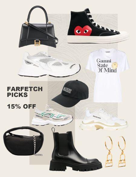 Farfetch 15% off discount picks     #LTKeurope