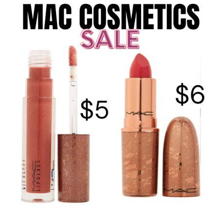 MAC Cosmetics on sale! Lipstick, lip gloss and more! http://liketk.it/3hOKP @liketoknow.it #liketkit #LTKbeauty #LTKunder50 #LTKsalealert