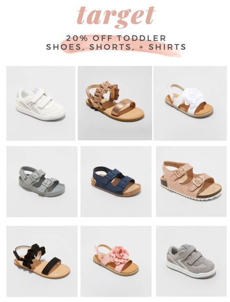 Sharing my picks for spring toddler shoes! 20% off right now!   #LTKfamily #LTKkids