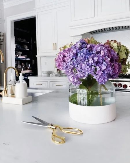 Kitchen decor and favorite vase. http://liketk.it/3h3dV #liketkit @liketoknow.it   #LTKhome #LTKunder100 #LTKunder50