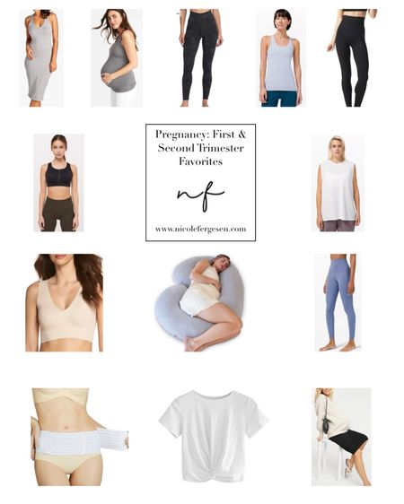 Maternity basics (most actually non maternity!) that got me through the first and second trimester! http://liketk.it/3ciZo @liketoknow.it #liketkit