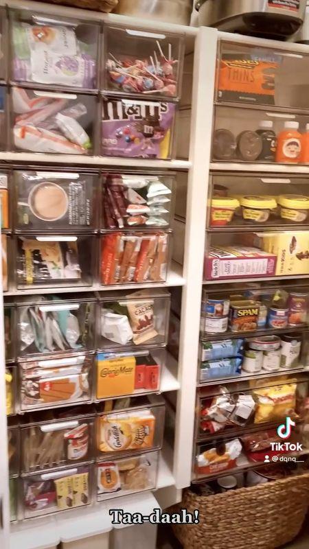 Organized my pantry!!!