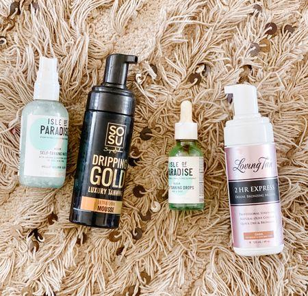 Favorite self tanners for sensitive skin! Best faux tan!!   #LTKbeauty #LTKunder100 #LTKSeasonal