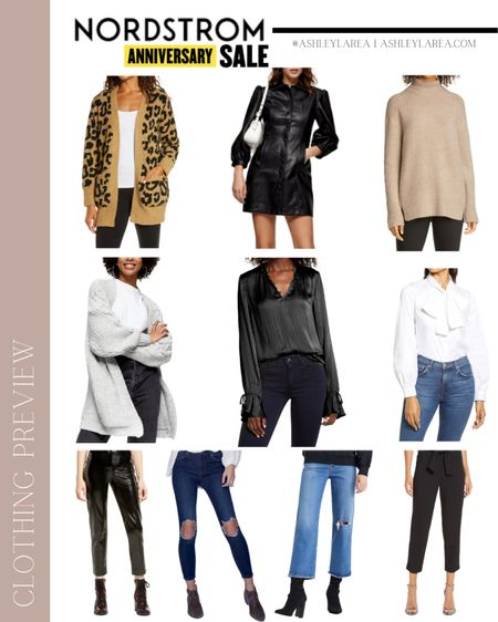 Nordstrom Anniversary sale preview! Best of clothing 🤍 sweaters, jackets, shoes, accessories, bags, home are all on ashleylarea.com. Head to the blog to read more! http://liketk.it/2Ti8F #liketkit @liketoknow.it #LTKsalealert #LTKworkwear #LTKunder100 nsale
