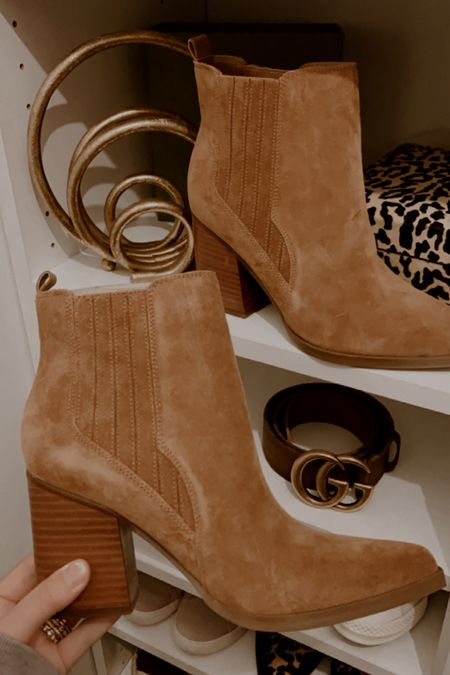 The perfect fall booties ✨❤️