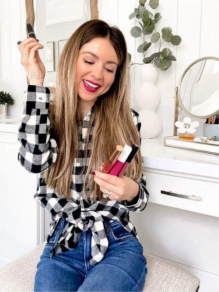 4 fall ready lip colors to add to your makeup routine!! Dime color is on zac  Maybelline artist Mac dark side eater lauder sienna ultime  #LTKbeauty