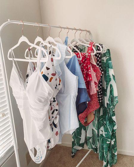 http://liketk.it/3eA6Y swimwear shopping is finally done! More information on my blog! 🩱✨👙 #liketkit @liketoknow.it #LTKcurves #LTKswim #LTKunder100