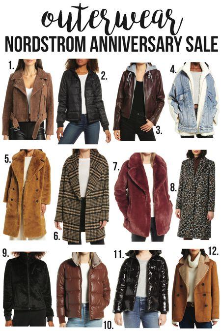 Outerwear // Nordstrom Anniversary Sale ❤️❤️❤️ http://liketk.it/3jtX5 #liketkit @liketoknow.it
