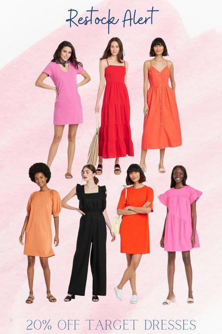 20% off Target dresses    #LTKunder50 #LTKworkwear #LTKsalealert