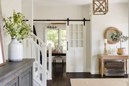 Entryway from our Modern French Country project http://liketk.it/2I44J #liketkit @liketoknow.it