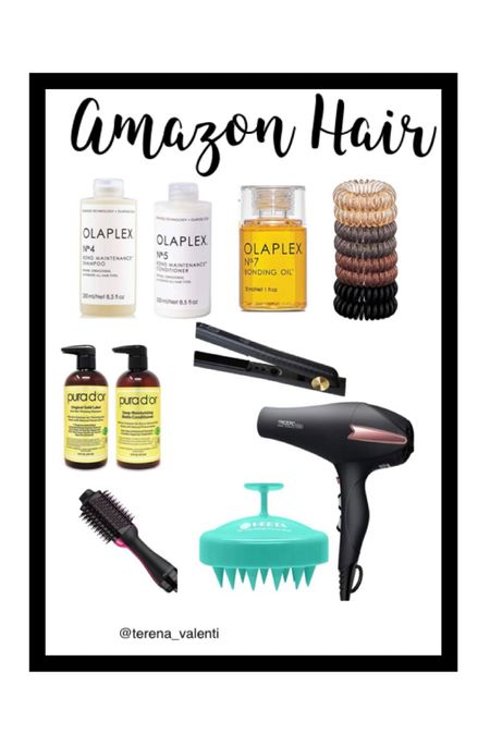 Hair care products and tools    #amazonfinds #amazon #hair #haircare #deals #dailydeals #hairtools   #LTKunder100 #LTKbeauty #LTKstyletip