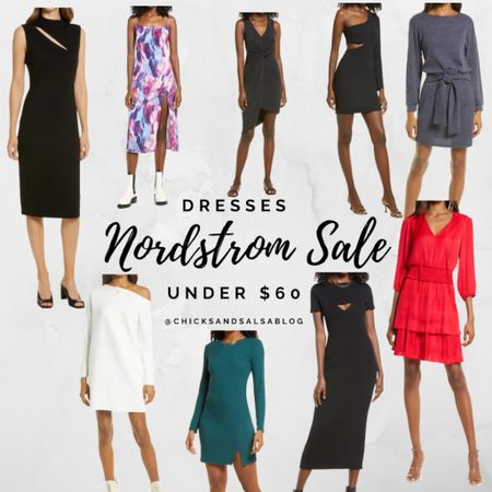 The perfect dresses to get you through the summer into the fall! #dresses #sale   #LTKsalealert #LTKunder100 #LTKstyletip