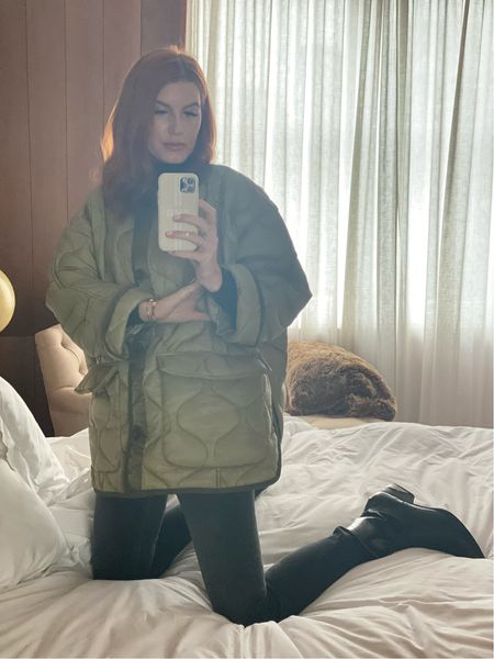 Heading out to meetings with UK creators. Been wearing this jacket on repeat. Linking a similar jacket below.   #LTKshoecrush #LTKworkwear #LTKstyletip