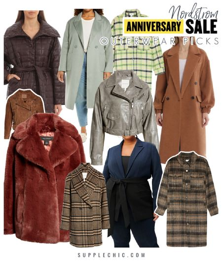 #PlusSize outerwear Nordstrom anniversary sale #Nsale blank NYC suede Moto jacket is a must have | shirt jackets another must have #shacket #LTKFall   #LTKcurves #LTKfamily #LTKstyletip