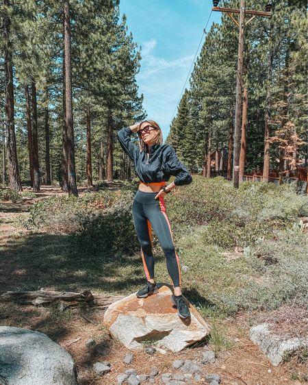 Hiking in Lake Tahoe in the perfect set! http://liketk.it/3gpBS #liketkit @liketoknow.it #LTKunder50 #LTKunder100 #LTKfit