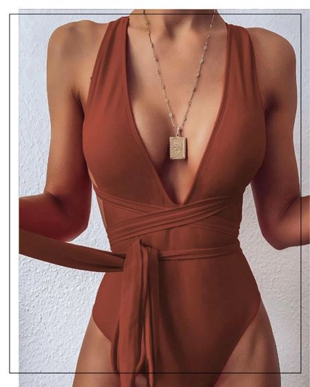 Shop this SHEIN one piece swimsuit/bathing suit under $20 #shein #swimsuit #bathingsuit #onepiece #summer #liketkit @liketoknow.it http://liketk.it/3cPNG
