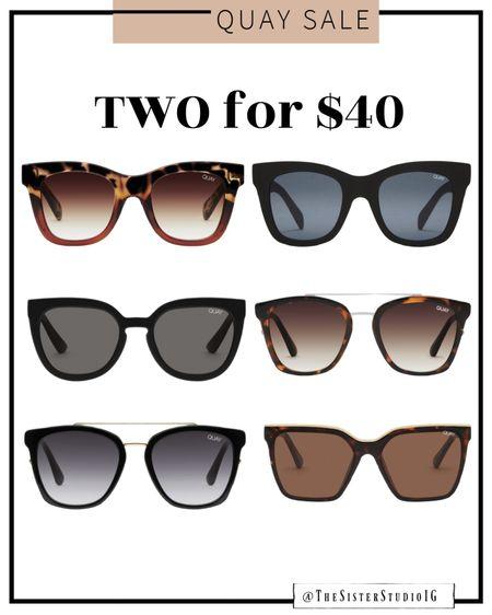 TWO pairs for $40!     http://liketk.it/3giHe @liketoknow.it #liketkit #LTKstyletip #LTKsalealert #LTKunder50
