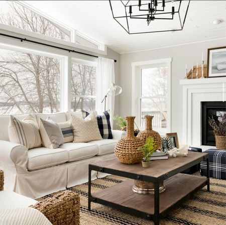 From our Hampton's Style Lake Home   #LTKhome