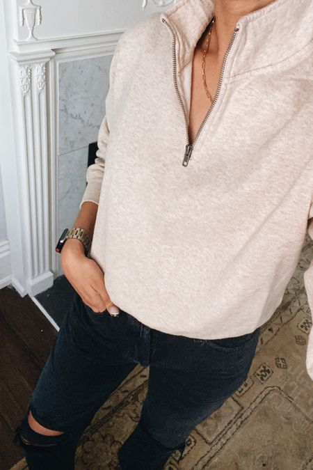 Ready for pullover season! Linked a high and low version 🙌🏽   #LTKSeasonal #LTKstyletip #LTKunder100