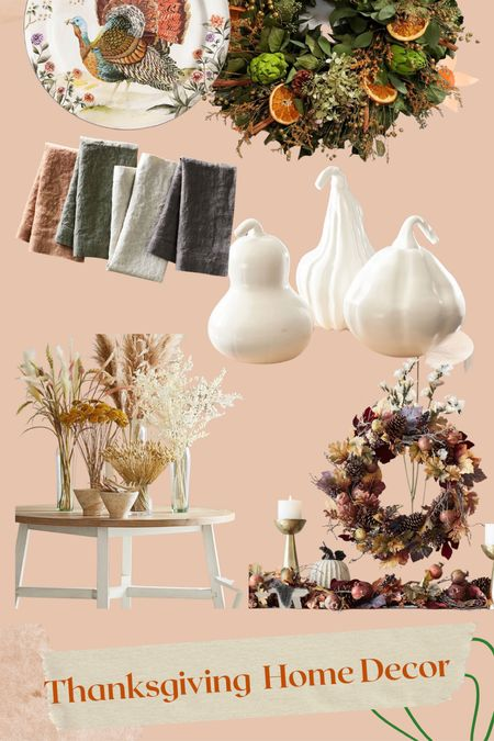 Thanksgiving home decor Pottery barn Kitchen decor Thanksgiving dinner Fall home decor Fall decorations  Follow my shop @clairecumbee on the @shop.LTK app to shop this post and get my exclusive app-only content!  #liketkit #LTKSeasonal #LTKhome #LTKHoliday @shop.ltk http://liketk.it/3p26K  #LTKHoliday #LTKfamily #LTKhome