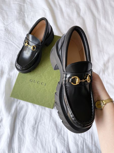 New arrival: Gucci Women's loafer with Horsebit Fall / winter, spring / summer, comfy shoes, work outfit, casual outfit   #LTKSeasonal #LTKshoecrush #LTKworkwear