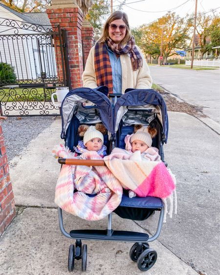 Our new stroller arrived from Black Friday, and we couldn't be happier with it—especially the girls🙊   I researched for almost a year before deciding on this one. Got it backed up by friends who swore by this brand too!  So far it's been super easy to assemble, fold down & pop open, buckle and most importantly—stroll! It's super lightweight and rides sooooo smooth.  We're on our way to the Grant Tree Christmas Festival for some festive fun & hot cocoa ☕️🎄🎅🏽    http://liketk.it/33bik #liketkit @liketoknow.it #LTKgiftspo #LTKbaby #LTKfamily @liketoknow.it.family   #adoravida #adoravidanava #navatwins #twinmom #twinpregnancy #twingirls #twinsisters #sixmonthbaby #sixmonthtwins #sixmonthold #twins #twinsofinstagram #twinstagram #twins #twocametrue #twiniversity #diditwins #girltwins