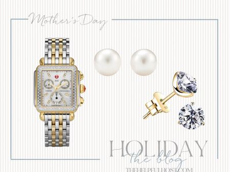 Mother's Day Gift Guide: Classic Jewelry on #TheHelpfulHost http://liketk.it/3dCyn     @liketoknow.it #liketkit #LTKfamily