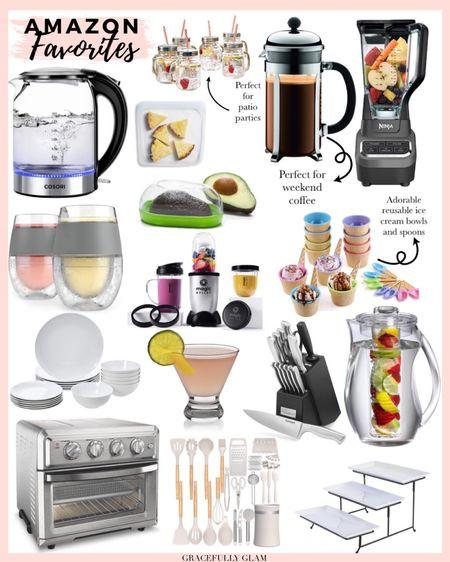 Amazon kitchen utilities  Amazon kitchen essentials  Amazon home  http://liketk.it/3i1m7     #liketkit @liketoknow.it #LTKunder100 #LTKunder50 #LTKhome @liketoknow.it.home